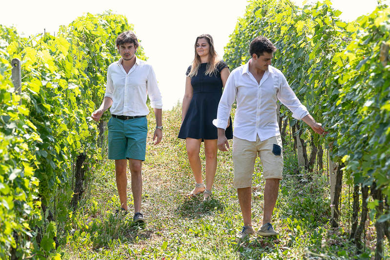 Samenwerking Aresca wijnhuis