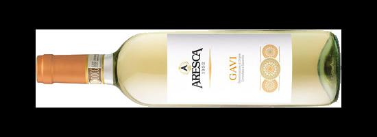 Aresca Gavi zoete witte wijn