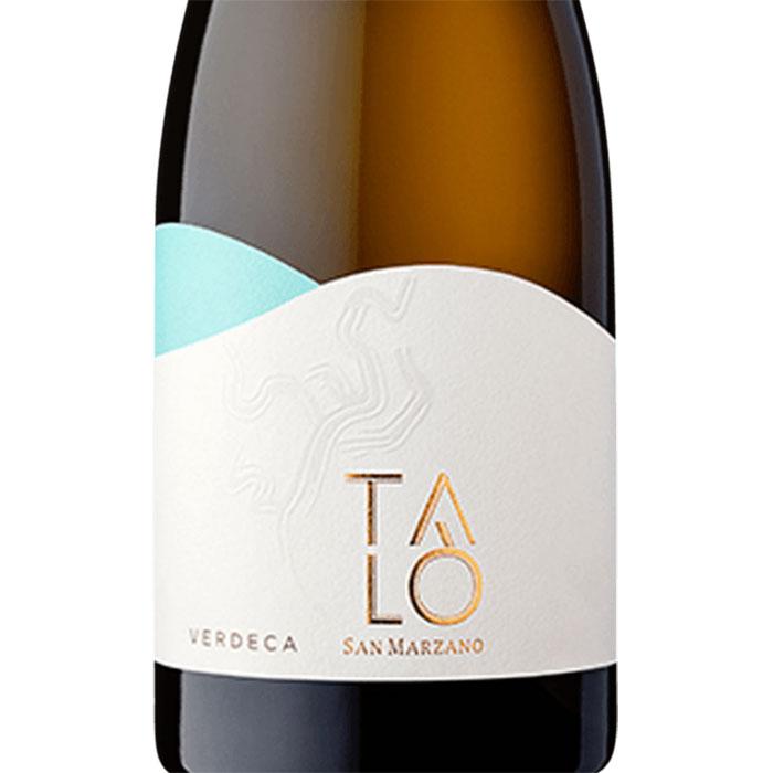 Etiket Puglia IGP Talò, Verdeca – 2019 MARZ27019_3