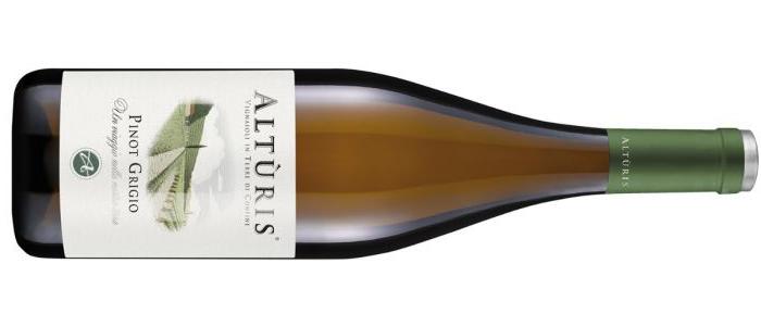 Friuli DOP Pinot Grigio - 2019 witte wijn