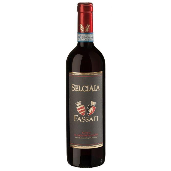Rosso di Montepulciano DOC Selciaia - 2018 FASS06018_1