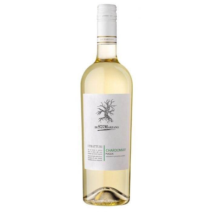 Salento IGP I Tratturi Chardonnay - 2019 MARZ00519_1