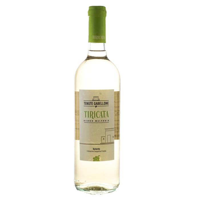 Tiricata Bianco Malvasia Salento IGP – 2019 GABE06019_1